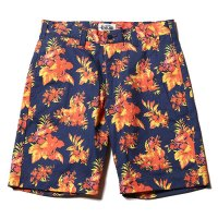 <img class='new_mark_img1' src='//img.shop-pro.jp/img/new/icons22.gif' style='border:none;display:inline;margin:0px;padding:0px;width:auto;' />CALEE - HAWAIIAN PATTERN SHORT PANTS (40%OFF)