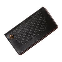 <img class='new_mark_img1' src='//img.shop-pro.jp/img/new/icons49.gif' style='border:none;display:inline;margin:0px;padding:0px;width:auto;' />CALEE - EMBOSSING LEATHER LONG WALLET