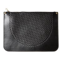 <img class='new_mark_img1' src='//img.shop-pro.jp/img/new/icons49.gif' style='border:none;display:inline;margin:0px;padding:0px;width:auto;' />CALEE - Embossing leather clutch bag