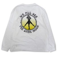 <img class='new_mark_img1' src='//img.shop-pro.jp/img/new/icons49.gif' style='border:none;display:inline;margin:0px;padding:0px;width:auto;' />RADIALL - CIRCLE OF LOVE CREW NECK T-SHIRT L/S