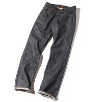 <img class='new_mark_img1' src='//img.shop-pro.jp/img/new/icons5.gif' style='border:none;display:inline;margin:0px;padding:0px;width:auto;' />CALEE - Tapered slim denim pants
