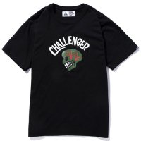 <img class='new_mark_img1' src='//img.shop-pro.jp/img/new/icons5.gif' style='border:none;display:inline;margin:0px;padding:0px;width:auto;' />CHALLENGER - MILITARY SKULL TEE