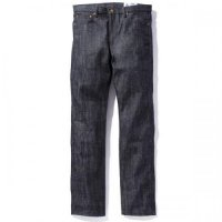<img class='new_mark_img1' src='//img.shop-pro.jp/img/new/icons49.gif' style='border:none;display:inline;margin:0px;padding:0px;width:auto;' />CHALLENGER - NARROW BLACK DENIM PANTS