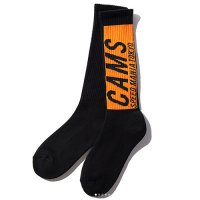 <img class='new_mark_img1' src='//img.shop-pro.jp/img/new/icons49.gif' style='border:none;display:inline;margin:0px;padding:0px;width:auto;' />CHALLENGER - CAMS LOGO SOCKS