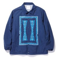 <img class='new_mark_img1' src='//img.shop-pro.jp/img/new/icons49.gif' style='border:none;display:inline;margin:0px;padding:0px;width:auto;' />RADIALL - POLYNESIAN WINDBREAKER JACKET
