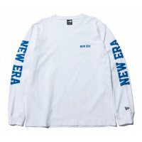 <img class='new_mark_img1' src='//img.shop-pro.jp/img/new/icons49.gif' style='border:none;display:inline;margin:0px;padding:0px;width:auto;' />NEWERA - L/S COOTON TEE NEWERA SLEEVE