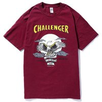 <img class='new_mark_img1' src='//img.shop-pro.jp/img/new/icons5.gif' style='border:none;display:inline;margin:0px;padding:0px;width:auto;' />CHALLENGER - SKULL & HAWK TEE