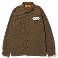<img class='new_mark_img1' src='//img.shop-pro.jp/img/new/icons5.gif' style='border:none;display:inline;margin:0px;padding:0px;width:auto;' />CHALLENGER - WORK SHIRT