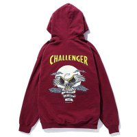 <img class='new_mark_img1' src='//img.shop-pro.jp/img/new/icons49.gif' style='border:none;display:inline;margin:0px;padding:0px;width:auto;' />CHALLENGER - SKULL & EAGLE HOODIE