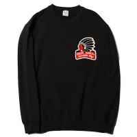 <img class='new_mark_img1' src='//img.shop-pro.jp/img/new/icons5.gif' style='border:none;display:inline;margin:0px;padding:0px;width:auto;' />CALEE - Indian crew neck sweat