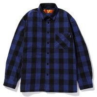 <img class='new_mark_img1' src='//img.shop-pro.jp/img/new/icons49.gif' style='border:none;display:inline;margin:0px;padding:0px;width:auto;' />CHALLENGER - WASHED BUFFALO CHECK SHIRT