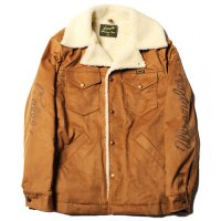 <img class='new_mark_img1' src='//img.shop-pro.jp/img/new/icons49.gif' style='border:none;display:inline;margin:0px;padding:0px;width:auto;' />CALEE - Fake suede ranch boa coat