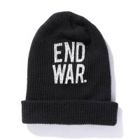 <img class='new_mark_img1' src='//img.shop-pro.jp/img/new/icons5.gif' style='border:none;display:inline;margin:0px;padding:0px;width:auto;' />CHALLENGER - END WAR KNIT CAP