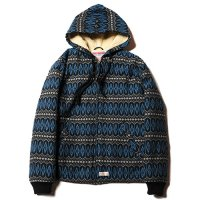 <img class='new_mark_img1' src='//img.shop-pro.jp/img/new/icons5.gif' style='border:none;display:inline;margin:0px;padding:0px;width:auto;' />CALEE - Jacquard hooded boa jacket