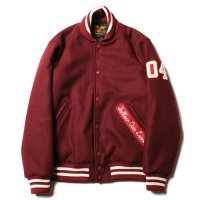 <img class='new_mark_img1' src='//img.shop-pro.jp/img/new/icons49.gif' style='border:none;display:inline;margin:0px;padding:0px;width:auto;' />CALEE - Melton wool stadium jacket