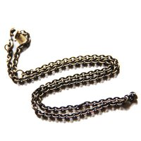 CALEE - NECKLACE CHAIN BRASS