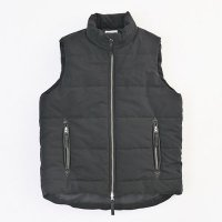 <img class='new_mark_img1' src='//img.shop-pro.jp/img/new/icons22.gif' style='border:none;display:inline;margin:0px;padding:0px;width:auto;' />VICTIM - DOWN VEST (50%OFF)