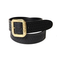<img class='new_mark_img1' src='//img.shop-pro.jp/img/new/icons49.gif' style='border:none;display:inline;margin:0px;padding:0px;width:auto;' />CALEE - Embossing leather buckle belt