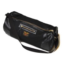 <img class='new_mark_img1' src='//img.shop-pro.jp/img/new/icons5.gif' style='border:none;display:inline;margin:0px;padding:0px;width:auto;' />CALEE - Canvas×Leather drum bag