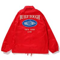 <img class='new_mark_img1' src='//img.shop-pro.jp/img/new/icons49.gif' style='border:none;display:inline;margin:0px;padding:0px;width:auto;' />CHALLENGER - BUILT TOUGH COACH JACKET