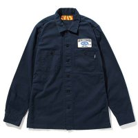 <img class='new_mark_img1' src='//img.shop-pro.jp/img/new/icons5.gif' style='border:none;display:inline;margin:0px;padding:0px;width:auto;' />CHALLENGER - L/S PATCH WORK SHIRT