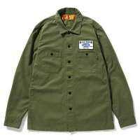 <img class='new_mark_img1' src='//img.shop-pro.jp/img/new/icons49.gif' style='border:none;display:inline;margin:0px;padding:0px;width:auto;' />CHALLENGER - L/S PATCH WORK SHIRT