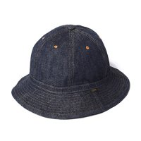 <img class='new_mark_img1' src='//img.shop-pro.jp/img/new/icons49.gif' style='border:none;display:inline;margin:0px;padding:0px;width:auto;' />CALEE - Denim metro hat