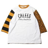 <img class='new_mark_img1' src='//img.shop-pro.jp/img/new/icons5.gif' style='border:none;display:inline;margin:0px;padding:0px;width:auto;' />CALEE - 3/4 Sleeve set in t-shirt