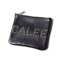 <img class='new_mark_img1' src='//img.shop-pro.jp/img/new/icons5.gif' style='border:none;display:inline;margin:0px;padding:0px;width:auto;' />CALEE - CALEE STUDS LEATHER PURSE