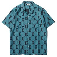 <img class='new_mark_img1' src='//img.shop-pro.jp/img/new/icons5.gif' style='border:none;display:inline;margin:0px;padding:0px;width:auto;' />CALEE - POLKA DOT JACQUARD S/S SHIRT