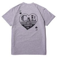 <img class='new_mark_img1' src='//img.shop-pro.jp/img/new/icons5.gif' style='border:none;display:inline;margin:0px;padding:0px;width:auto;' />CALEE - CAL HEART T-SHIRT