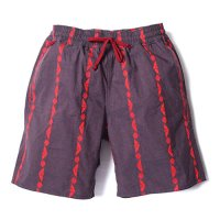<img class='new_mark_img1' src='//img.shop-pro.jp/img/new/icons5.gif' style='border:none;display:inline;margin:0px;padding:0px;width:auto;' />CALEE - JACQUARD STRIPE SHORTS