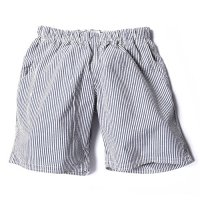 <img class='new_mark_img1' src='//img.shop-pro.jp/img/new/icons5.gif' style='border:none;display:inline;margin:0px;padding:0px;width:auto;' />CALEE - Seersucker stripe short pants