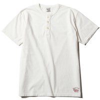 <img class='new_mark_img1' src='//img.shop-pro.jp/img/new/icons5.gif' style='border:none;display:inline;margin:0px;padding:0px;width:auto;' />CALEE - WASHED HENLEY NECK T-SHIRT