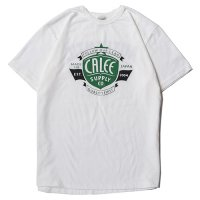 <img class='new_mark_img1' src='//img.shop-pro.jp/img/new/icons49.gif' style='border:none;display:inline;margin:0px;padding:0px;width:auto;' />CALEE - WASHED CALEE EMBLEM T-SHIRT