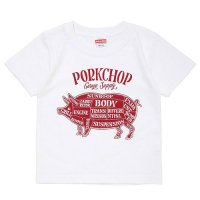 <img class='new_mark_img1' src='//img.shop-pro.jp/img/new/icons5.gif' style='border:none;display:inline;margin:0px;padding:0px;width:auto;' />PORKCHOP - PORK FRONT TEE for Kids