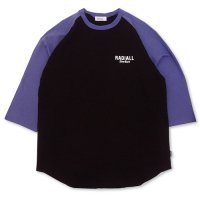 <img class='new_mark_img1' src='//img.shop-pro.jp/img/new/icons5.gif' style='border:none;display:inline;margin:0px;padding:0px;width:auto;' />RADIALL - SLOW BURN CREW NECK T-SHIRT 3Q/S