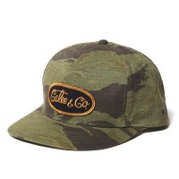 <img class='new_mark_img1' src='https://img.shop-pro.jp/img/new/icons49.gif' style='border:none;display:inline;margin:0px;padding:0px;width:auto;' />CALEE - TIGER CAMO WAPPEN CAP