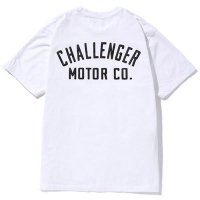 <img class='new_mark_img1' src='//img.shop-pro.jp/img/new/icons49.gif' style='border:none;display:inline;margin:0px;padding:0px;width:auto;' />CHALLENGER - MOTOR CO. TEE