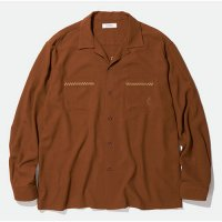 <img class='new_mark_img1' src='//img.shop-pro.jp/img/new/icons49.gif' style='border:none;display:inline;margin:0px;padding:0px;width:auto;' />RADIALL - VAHJON O.C. SHIRT L/S