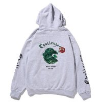 <img class='new_mark_img1' src='//img.shop-pro.jp/img/new/icons49.gif' style='border:none;display:inline;margin:0px;padding:0px;width:auto;' />CHALLENGER - CROW&ROSE HOODIE