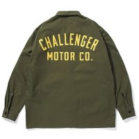 <img class='new_mark_img1' src='//img.shop-pro.jp/img/new/icons49.gif' style='border:none;display:inline;margin:0px;padding:0px;width:auto;' />CHALLENGER - MOTOR CO. SHIRT