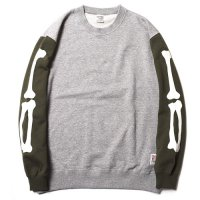 <img class='new_mark_img1' src='//img.shop-pro.jp/img/new/icons5.gif' style='border:none;display:inline;margin:0px;padding:0px;width:auto;' />CALEE - SET IN SLEEVE BONE SWEAT