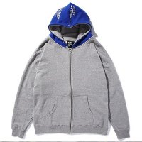 <img class='new_mark_img1' src='//img.shop-pro.jp/img/new/icons5.gif' style='border:none;display:inline;margin:0px;padding:0px;width:auto;' />CHALLENGER - ZIP PRINTED HOODIE