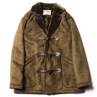 <img class='new_mark_img1' src='//img.shop-pro.jp/img/new/icons5.gif' style='border:none;display:inline;margin:0px;padding:0px;width:auto;' />CALEE - FAKE MOUTON TOGGLE COAT