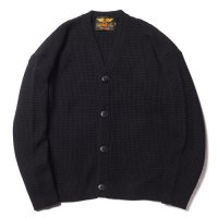 <img class='new_mark_img1' src='//img.shop-pro.jp/img/new/icons5.gif' style='border:none;display:inline;margin:0px;padding:0px;width:auto;' />CALEE - WAFFLE KNIT CARDIGAN
