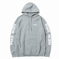 <img class='new_mark_img1' src='//img.shop-pro.jp/img/new/icons5.gif' style='border:none;display:inline;margin:0px;padding:0px;width:auto;' />NEWERA - PULLOVER HOODIE NEWERA CAP CO SLEEVE