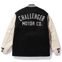 <img class='new_mark_img1' src='//img.shop-pro.jp/img/new/icons5.gif' style='border:none;display:inline;margin:0px;padding:0px;width:auto;' />CHALLENGER - MOTOR CO. STADIUM JACKET