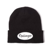 <img class='new_mark_img1' src='//img.shop-pro.jp/img/new/icons49.gif' style='border:none;display:inline;margin:0px;padding:0px;width:auto;' />CHALLENGER - PATCH KNIT CAP