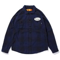 <img class='new_mark_img1' src='//img.shop-pro.jp/img/new/icons49.gif' style='border:none;display:inline;margin:0px;padding:0px;width:auto;' />CHALLENGER - L/S PATCH CHECK SHIRT